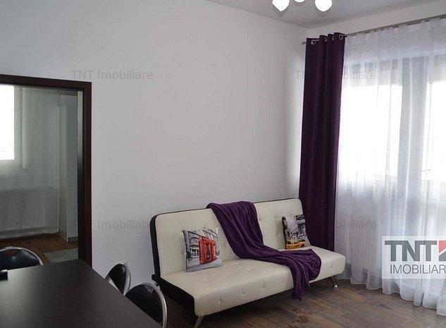 Apartament cu 2 camere de inchiriat bloc nou zona NICOLINA - imaginea 1