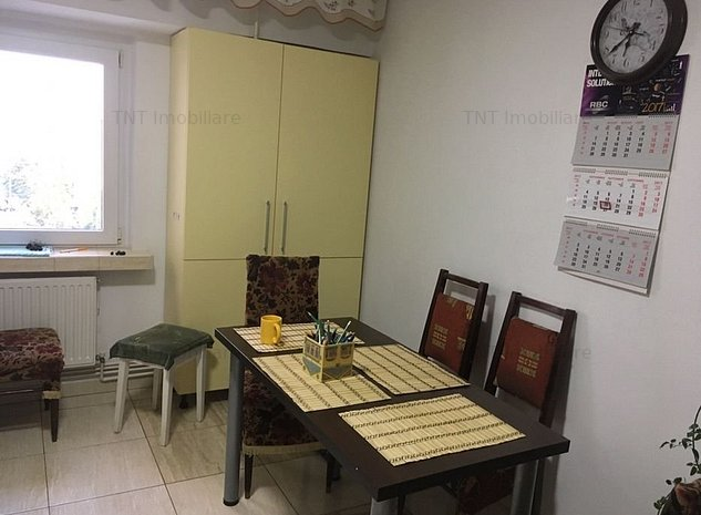Apartament cu 3 camere de inchiriat zona Nicolina-Prima Statie - imaginea 1