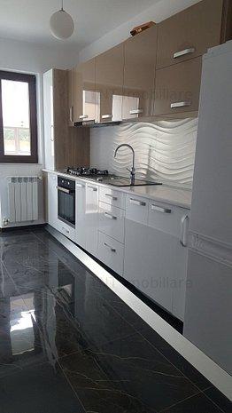 Apartament 2 camere de vanzare Iasi bloc nou zona Pd de Fier Moara de Vant - imaginea 1