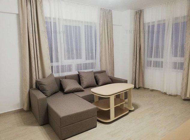 Apartament 2 camere decomandat bloc nou zona Nicolina Providenta Cug - imaginea 1