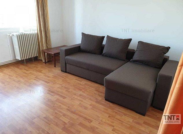 Apartament 1 camera decomandat 40 mp Gara - imaginea 1