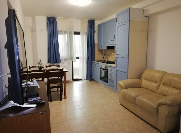 Apartament 2 camere de inchiriat bloc nou zona NICOLINA-POVIDENTA - imaginea 1