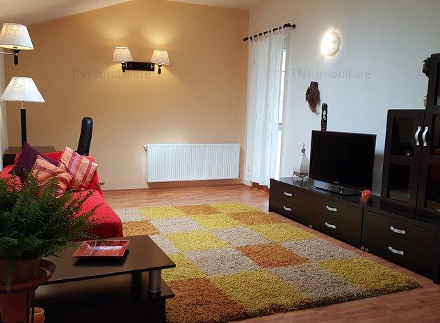 Apartament 2 camere semidecomandat bloc nou zona Tudor-Tatarasi - imaginea 1
