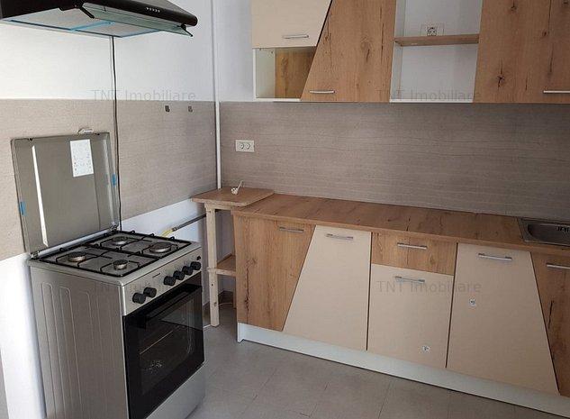Apartament cu 3 cam si 2 bai mobilat, bloc nou Pacurari, Valea Lupului 280euro - imaginea 1