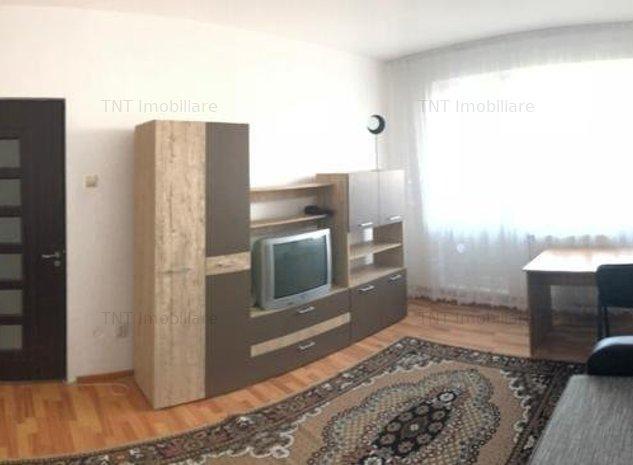 Apartament 2 camere decomandate de inchiriat zona Garii - imaginea 1