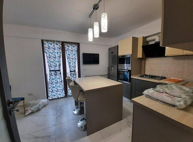 Apartament 3 Camere decomandate bloc nou zona Nicolina Rond Vechi - imaginea 1