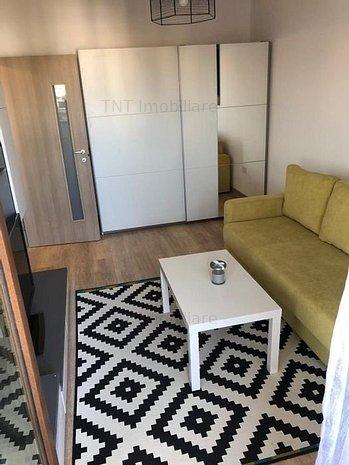 Apartament 1 camera de inchiriat bloc nou zona Nicolina-Prima Statie - imaginea 1