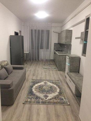 Apartament 2 camere de inchiriat bloc nou zona Nicolina - imaginea 1