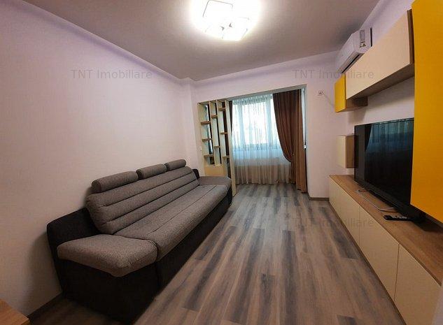 Apartament 2 camere decomandate de inchiriat zona Tudor Vladimirescu - imaginea 1