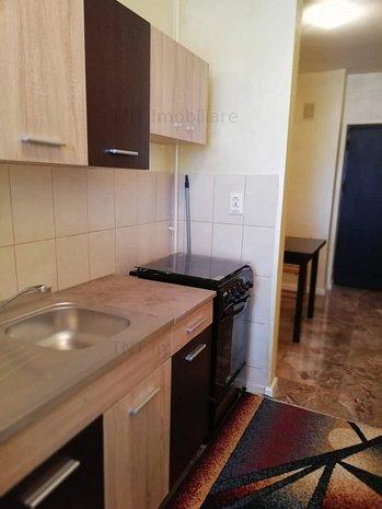Apartament 1 camera de inchiriat bloc nou zona Pacurari Moara de Foc - imaginea 1