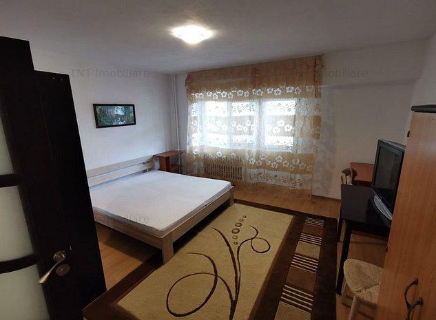 Apartament mobilat si utilat cu centrala termica in Pacurari Kaufland - imaginea 1