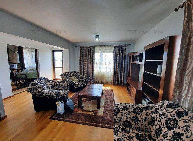Apartament 2 camere decomandate de inchiriat zona Centru Palatul de Justitie - imaginea 1