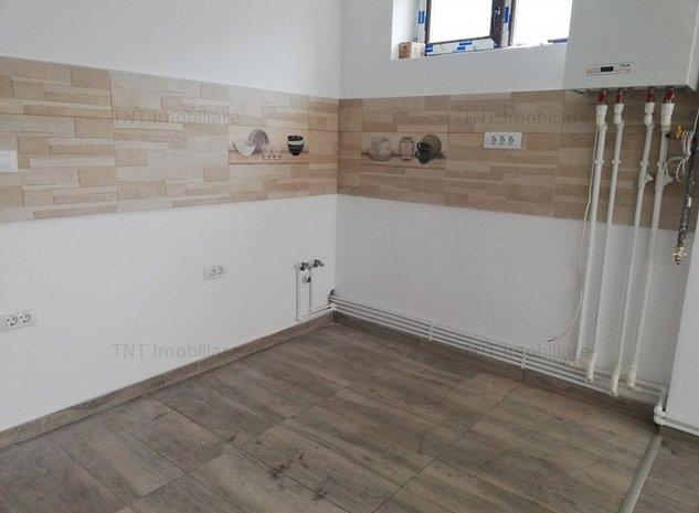 Apartament 1 camera decomandat finalizat bloc nou Iasi zona Nicolina - imaginea 1