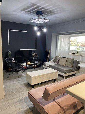 Apartament 1 camera de vanzare Iasi zona Nicolina-CUG - imaginea 1