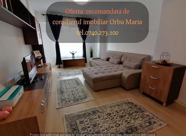 Apartament 1 camera decomandat bloc nou zona Nicolina-Providenta Cug   - imaginea 1