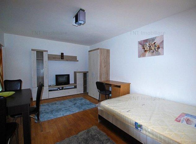 De inchiriat apartament 1 camera,Podul de Fier - imaginea 1