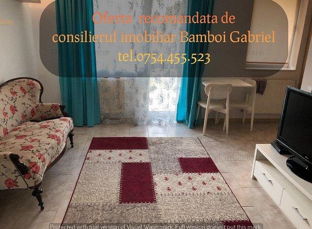 Apartament 2 camere open space de vanzare bloc nou zona Nicolina-Rond Vechi - imaginea 1