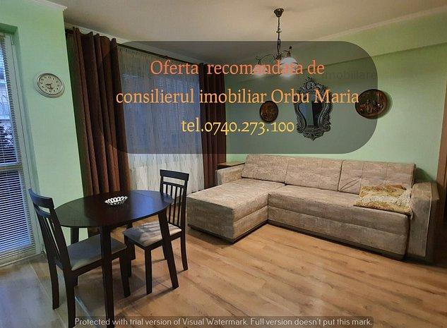 Apartament 2 camere de inchiriat bloc nou Pasarela Bucium - imaginea 1