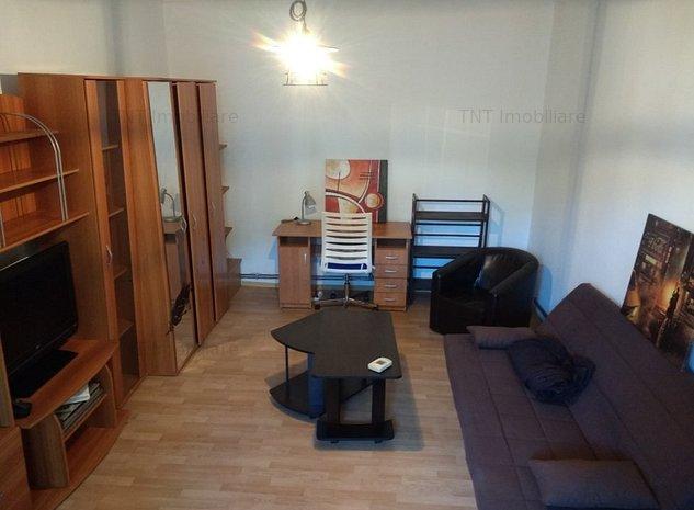 Inchiriere apartament de 36mp in Copou zona Parcul Eminescu cu 300euro - imaginea 1