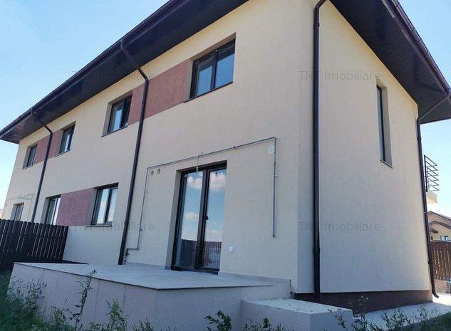 Casa cu 4 camere de 120 mp utili si 200 mp de teren in Pacurari la 77500 euro - imaginea 1