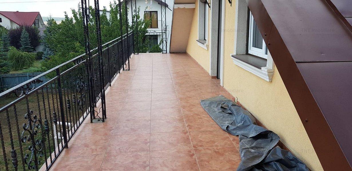 Vila din 2018 de 180mp utili cu 6 camere si 750mp teren la 165000euro - imaginea 10