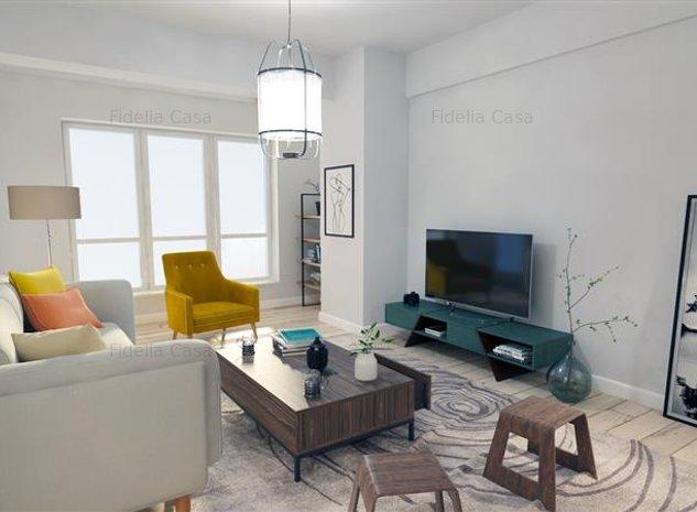 Apartament Nou 1 camere de vanzare Tatarasi - Metalurgie, - imaginea 1