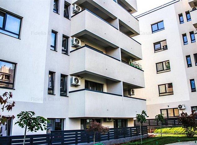 Apartament Nou 1 camere de vanzare Popas Pacurari, - imaginea 1