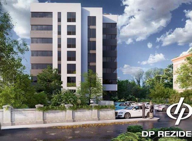 Apartament Nou 1 camere de vanzare Centru, - imaginea 1