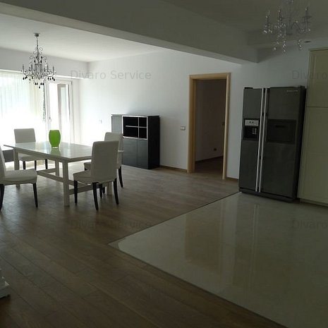 Vanzare apartament 4 camere Cotroceni imobil 2015 mobilat utilat lux garaj - imaginea 1