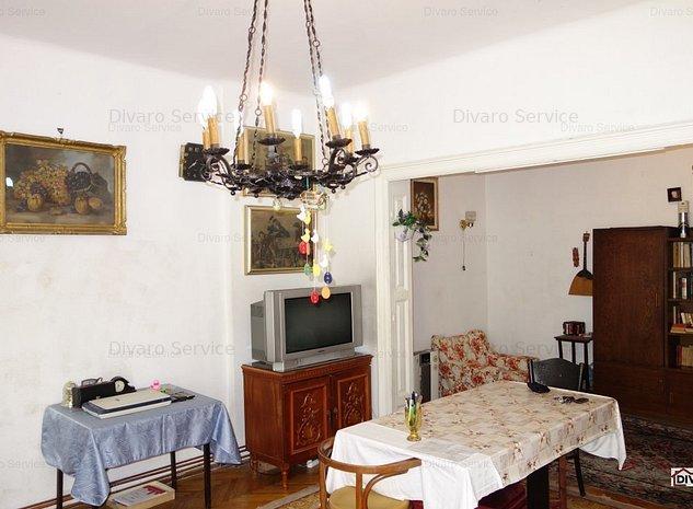 Vanzare apartament 2 camere parter imobil P+2  - imaginea 1