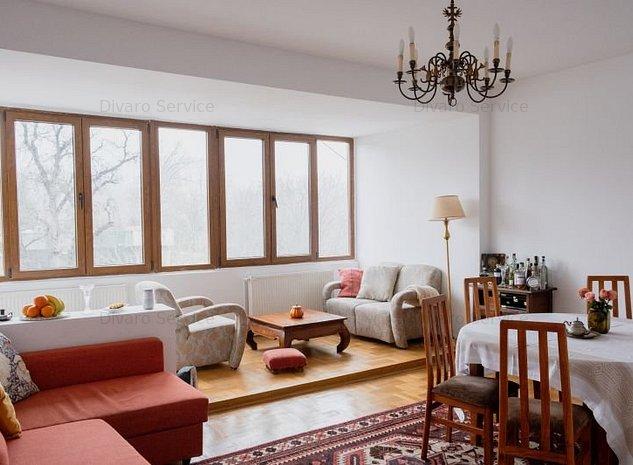 Vanzare apartament superb 3 camere Cotroceni Palat mobilat utilat - imaginea 1