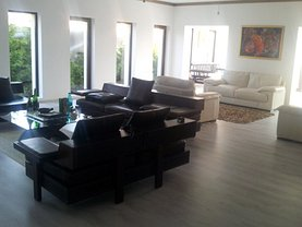 Casa de închiriat 5 camere, în Otopeni, zona Ferme