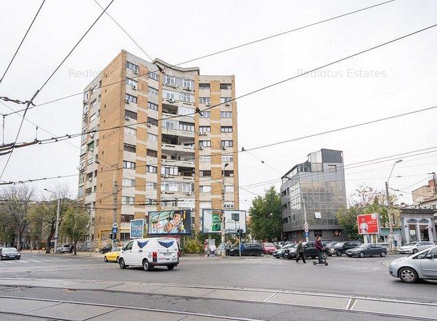 Vanzare apartament 3 camere - adiacent Mosilor - Foisor - imaginea 1