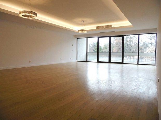 Nordului Herastrau 4 rooms flat for rent - imaginea 2