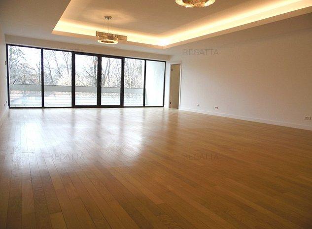 Nordului Herastrau 4 rooms flat for rent - imaginea 1