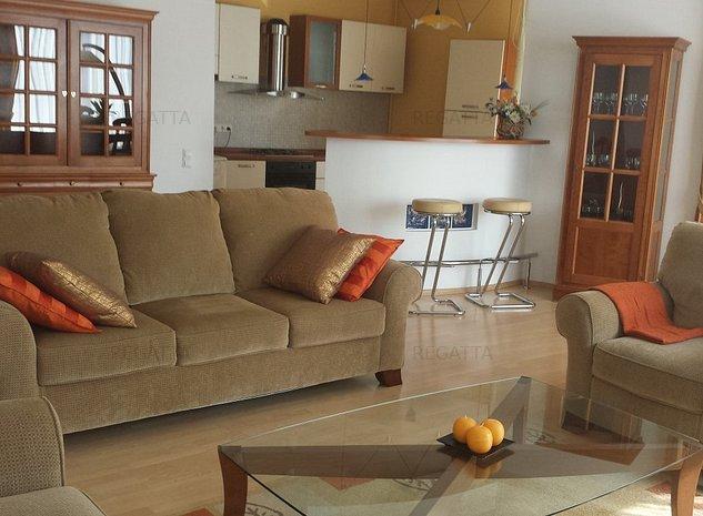 Apartament 4 camere de vanzare zona Herastrau, Bucuresti, 165mp  - imaginea 1