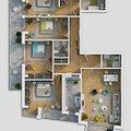 Apartament de vânzare 5 camere, în Bucureşti, zona Victoriei