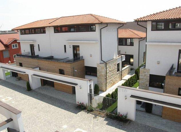 Vila de inchiriat Baneasa, Iancu Nicolae - imaginea 1