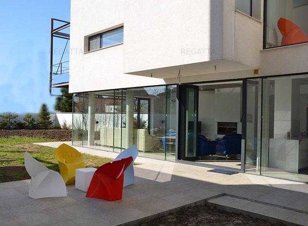 Vila superba, noua, de inchiriat Iancu Nicolae, Jolie Ville - imaginea 1
