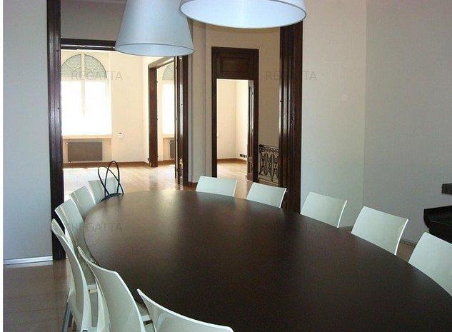 Casa de vanzare 8 camere zona Gradina Icoanei, Bucuresti 480 mp - imaginea 1
