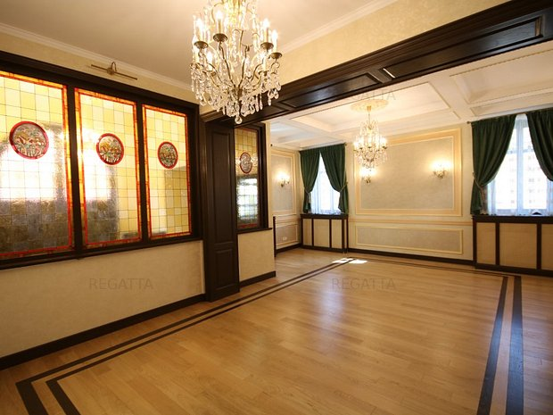 Imobil de vanzare, 13 camere zona Dorobanti-Capitale, Bucuresti 650 mp - imaginea 1