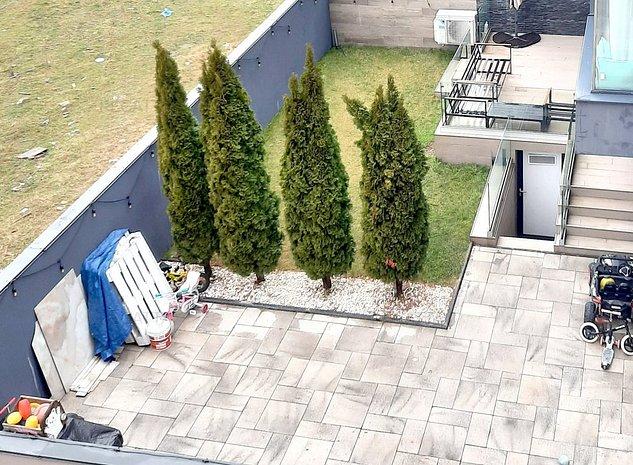 Villa duplex for sale 4 rooms Pipera area, Bucharest 197 sqm - imaginea 1