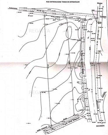 Teren extravilan de vanzare zona Parc Industrial Ploiesti, judetul Prahova - imaginea 1