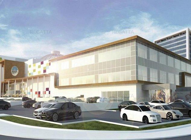 Spatiu de birouri, zona de vest, Timisoara-Lujerului, 1500mp  - imaginea 1