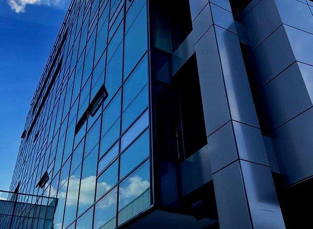 Spatiu de birouri de inchiriat zona Piata Romana,300 mp, terasa 47 mp  - imaginea 1