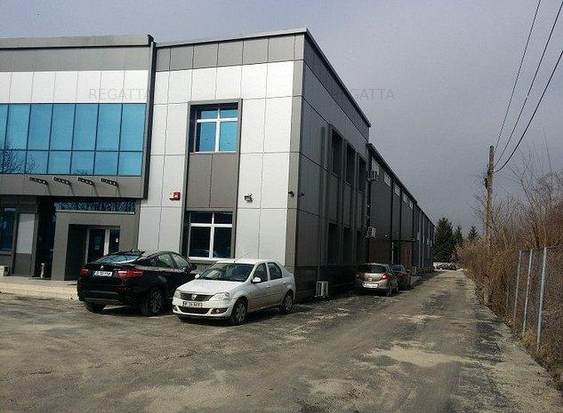 Spatiu industrial de vanzare zona Voluntari, judetul Ilfov 1.940 mp - imaginea 1