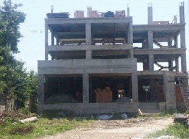 Proprietate industriala cu birouri de vanzare, Popesti-Leordeni - imaginea 1