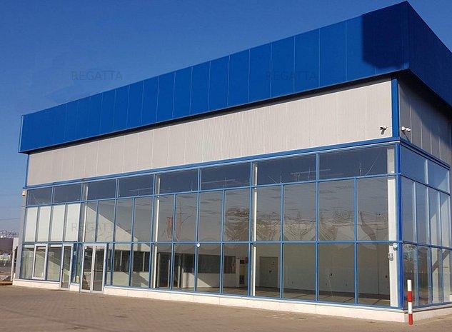 Spatiu comercial/showroom 350 mp, zona Militari - imaginea 1