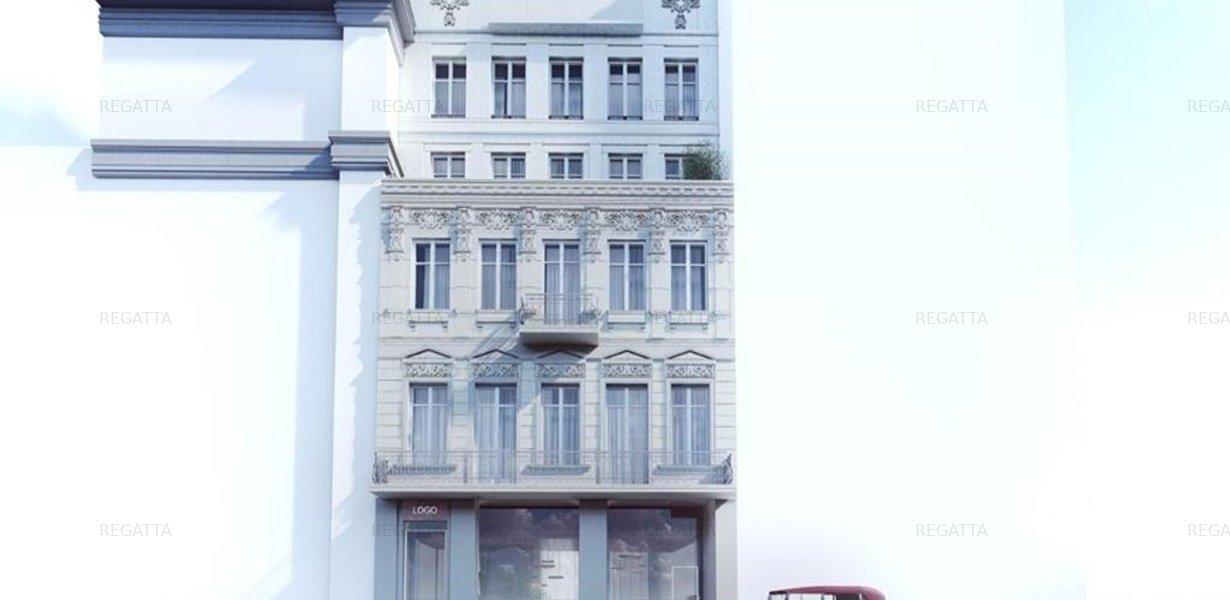 entrul Istoric- Calea Victoriei, 1192mp - imaginea 1