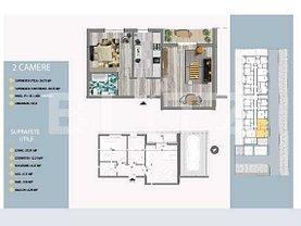 Apartament de vânzare 2 camere, în Bucureşti, zona Centura Est